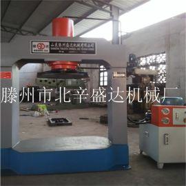 盛达机械厂专业生产实心轮胎压胎机轮胎压装机质优价廉欢迎选购