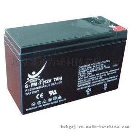 森迪 6-GFM-7.2/12V7.2Ah UPS电源蓄电池报价批发