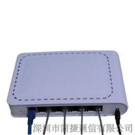 简捷4路无线座机电话录音盒,适合各种无线固话G3移动商话TD商务宝
