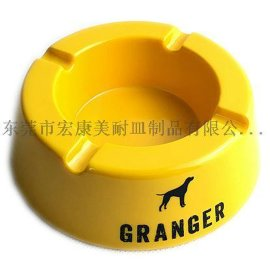 AT008 圆形美耐皿烟灰缸