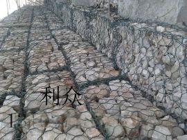 生态护岸铅丝石笼 基底防护防洪铅丝石笼网 高锌铅丝石笼