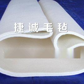织带印花毛毡毯烫印机垫毡烫画机垫毡耐高温毛毯