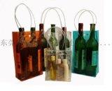 厂家专业订做PVC红酒袋 PVC酒冰袋 规格不限 欢迎订制