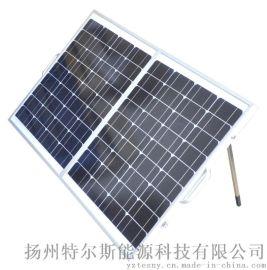 50w太阳能路灯用多晶硅光伏电池板