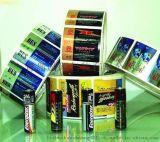 菏泽电瓶蓄电池标签印刷高品质不干胶标签制作励硕不干胶印刷