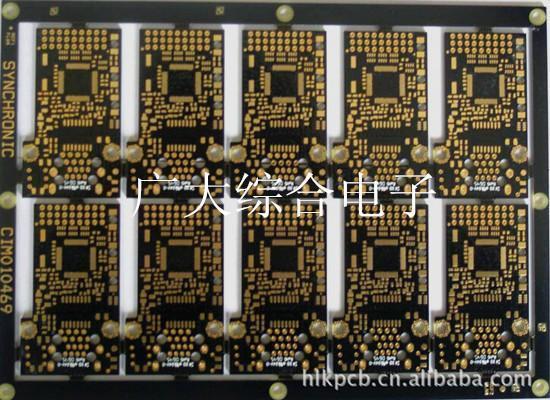 广大PCB 深圳广大线路板厂家 PCB模块板 多层电路板制作