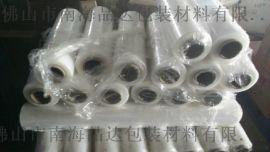 PE高粘保護膜找佛山南海品達膠粘 認證廠商,廠家供應纏繞膜 拉伸膜 PE保護膜