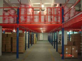 中山民众货架厂生产订做高品质的仓库货架