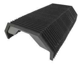 柔性风琴伸缩式防护罩(河北机床附件生产厂家)