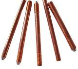 铜包钢接地棒 防雷接地铜棒 镀铜接地棒 接地极 直径10-25mm
