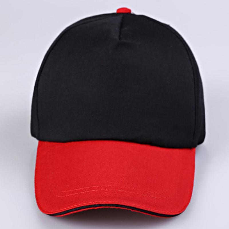 廣告促銷帽工作帽鴨舌帽咖啡店快餐店奶茶店員工帽子批發定製logo