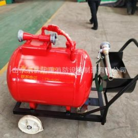 PY系列移动泡沫罐 化工企业移动泡沫罐灭火设备 泡沫罐生产厂家