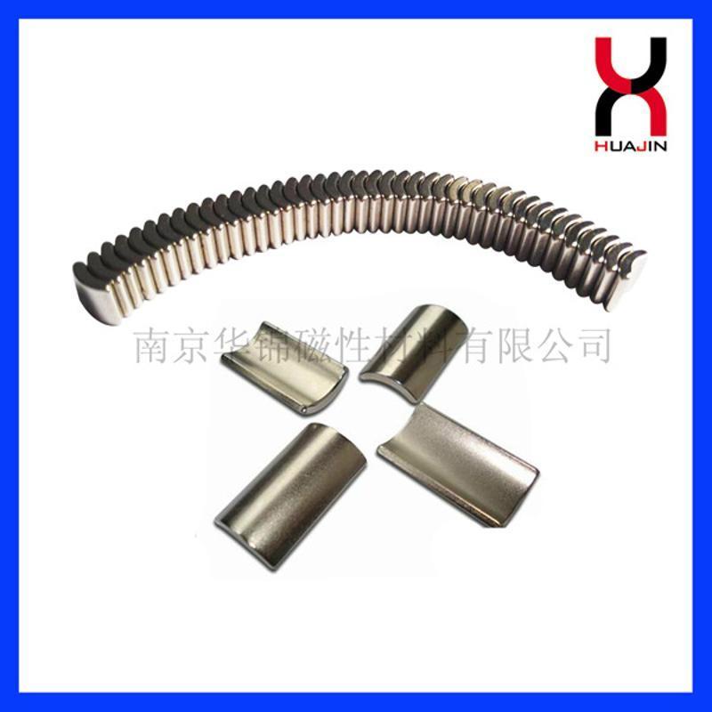 供應釹鐵硼強磁鋼強力電機磁瓦異形磁鋼