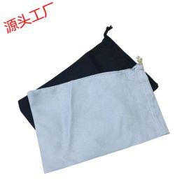 厂家定制帆布礼品袋定做 抽拉绳束口袋收纳包 旅行分类鞋子收纳袋