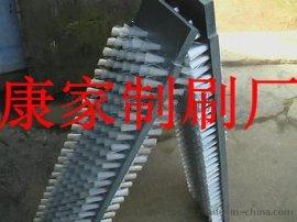 转塔冲床板刷 密封隔尘板刷 耐磨耐用毛刷板厂家定做