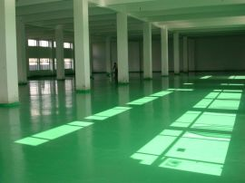 丽水环氧树脂地坪漆施工