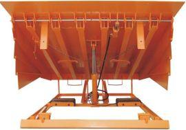 厂家直销凯卓立液压货台高度调节板/装卸货平台/固定登车桥/汽车尾板