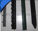 包头牛栏网专用 Y型篱笆桩 花边Y型立柱 打桩方便省力