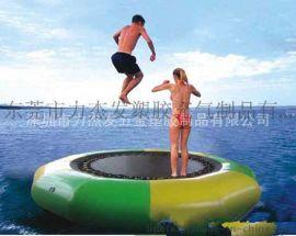 水上蹦床 水上乐园弹跳床