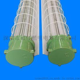 中山LED防爆荧光灯具厂家低价钱双管单管E27隔爆型防爆灯具