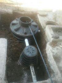 塑料污水处理设备_一体化智能农村生活污水处理