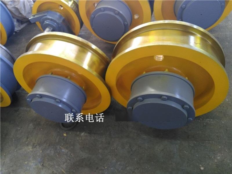 长期供应高质量 型号齐全起重机 卸煤机专用车轮组