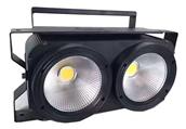 LED两眼不防水COB面光灯