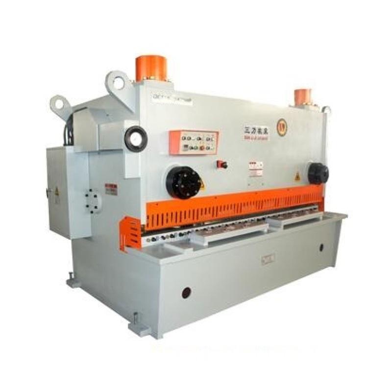 QC12Y-8X3200液压摆式数显剪板机
