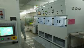 LED酸腐湿法清洗设备