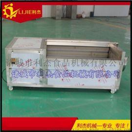 厂家直销 新疆大枣清洗机 土豆毛辊清洗机 洗果机果蔬清洗设备