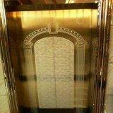 钛金不锈钢电梯门装饰板厂家