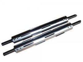 沙井维修复合机气胀轴 气胀轴换气囊 3寸气压轴定做 需按图纸生产