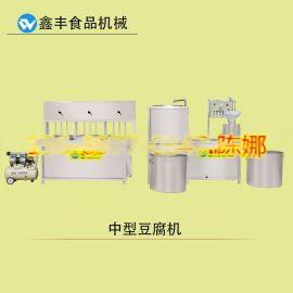 泰安豆腐机厂家直销 豆腐机设备操作视频 豆腐机价格
