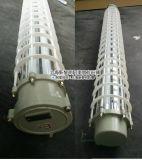 BPY-2*40W新黎明双管吊链式防爆T8荧光灯日光支架