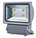 厂家直销LED投光灯 背包式泛光灯 户外景观照明防水 10W
