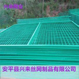 围山护栏网,双边护栏网,围墙护栏网
