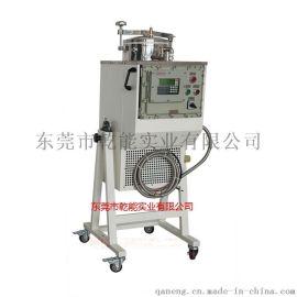 实验室用化工化学有机溶剂蒸馏设备,人机界面溶剂蒸馏仪器