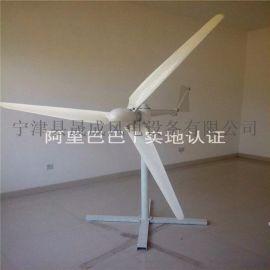 厂家特生产线好项目 晟成FD-1KW永磁风力发电机 小型风力发电机 投资收益详细分析