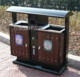 湖南桂阳的户外垃圾桶定做工厂
