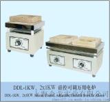 企戈硅控可调万用电炉DDL-1KW、DDL-2*1KW