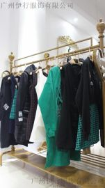 【玩加】奢华时尚女装 品牌折扣尾货库存一手货源走份混批