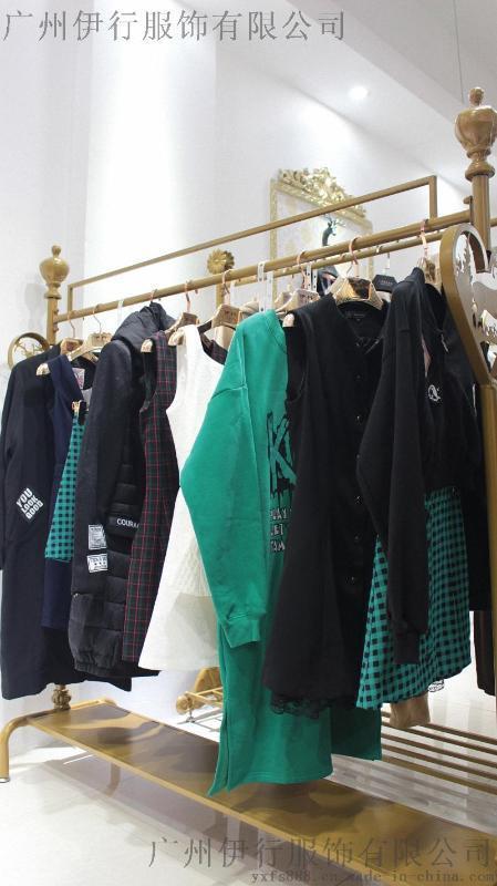 【玩加】奢華時尚女裝 品牌折扣尾貨庫存一手貨源走份混批