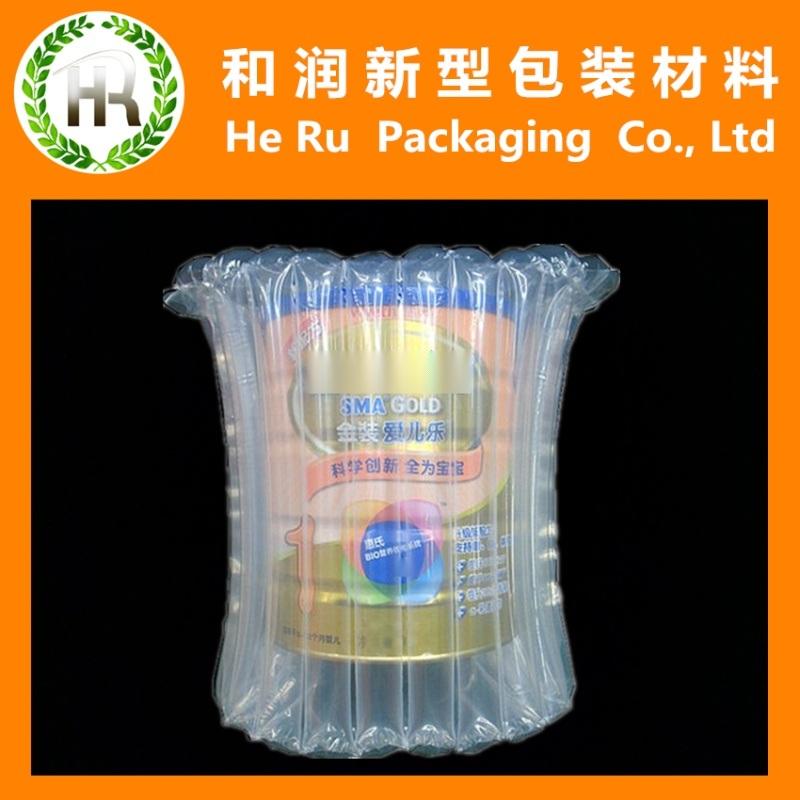 和润 厂家直销 定制气柱袋 气柱袋卷材 奶粉气柱袋 红酒气柱袋 充气袋 填充袋
