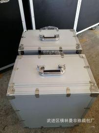 高端品质实验仪器拉杆铝箱 专业定制出口品质铝箱工具箱 厂家直销