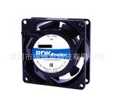 8025交流散熱風扇  印表機散熱風扇雙滾珠110V/220V 風扇廠家
