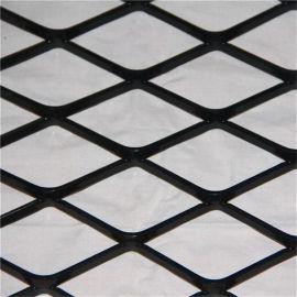 标准菱形钢板网 护栏用标准菱形钢板网