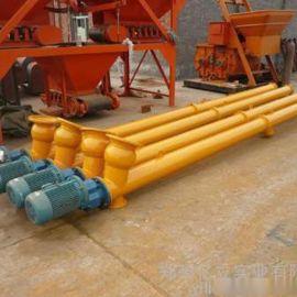 水泥螺旋输送机厂家,亿立LSY219螺旋输送机,强制混凝土搅拌机价格