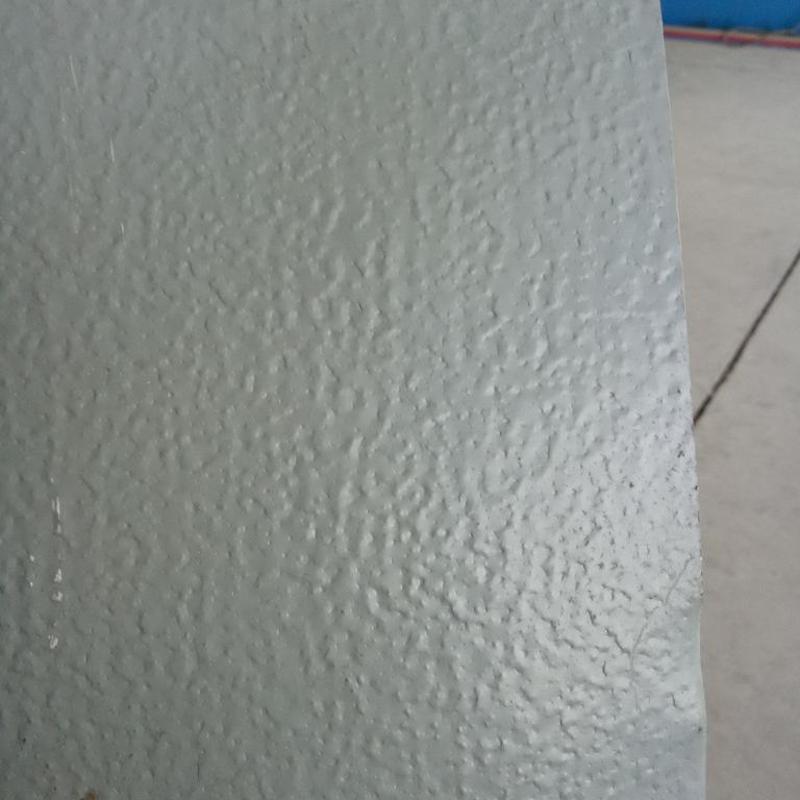 胜博 金属轧花板 彩钢轧花板 轧花卷 橘皮纹压花 0.14-0.7mm