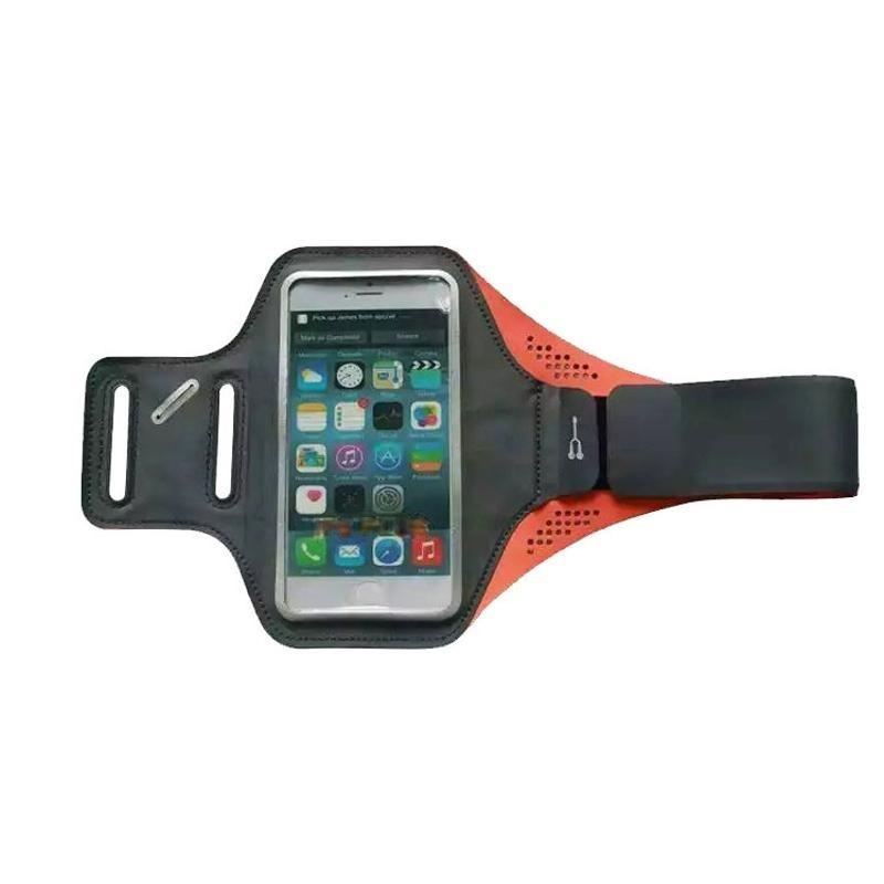 跑步時方便攜帶手機的動載臂帶,適用於戶外騎行、垂釣