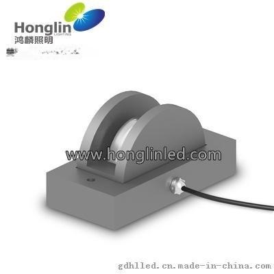LED27W弧形壁灯 采用科锐芯片和自主研发光学透镜